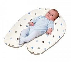 Delta baby comfy pop blue veelzijdig voedingskussen for Comfy kussen