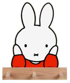 Nijntje Kapstok 3 Haken Bambolino Toys