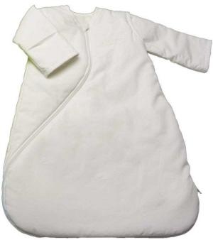 52f6564ed Purflo slaapzak met afritsbare mouwen Jersey katoen 90 cm 9-18 ...